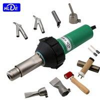 DHL/FedEx 220V/110V 1600W Plastic Welding Gun Hot Air torch heat gun Welder for PVC vinyl floor, PP, PE water tank geomembrane