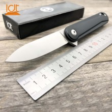 LDT MS4  Camping Knife D2 Blade G10 Handle Military Folding Survival Outdoor Utility Knives Hunting Tactical Knife EDC Tool цена 2017