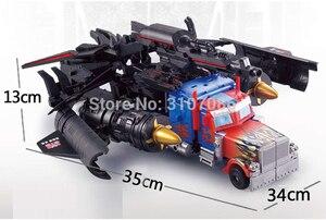 Image 3 - 映画tf変換jetfireベストフィットop司令官DX9 2in1 koアクションフィギュアロボットのおもちゃ