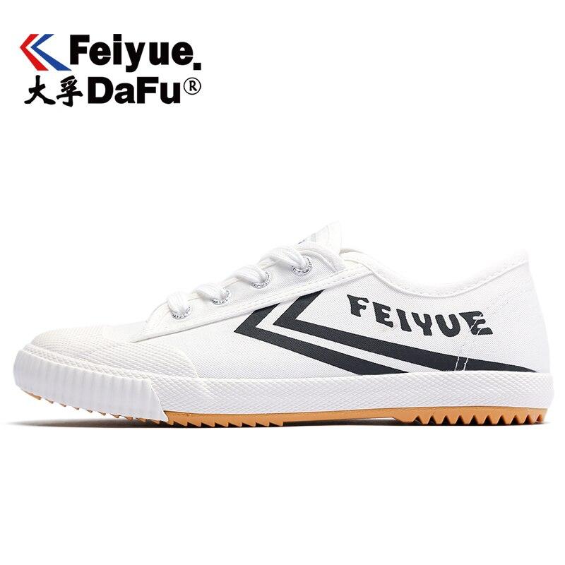 Классическая парусиновая обувь DafuFeiyue Shaolin Soul, мужские и женские кроссовки, улучшенная эластичная стелька, Вулканизированная повседневная обувь 2020