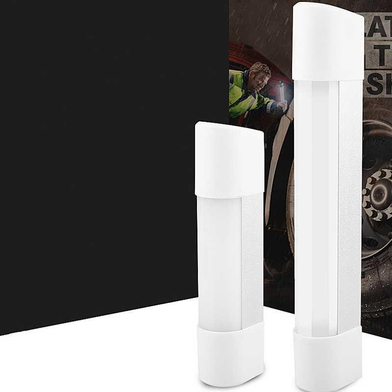 ABUO-перезаряжаемая Светодиодная трубка многофункциональные аварийные огни для внутреннего/светодиодного кемпинга лампа