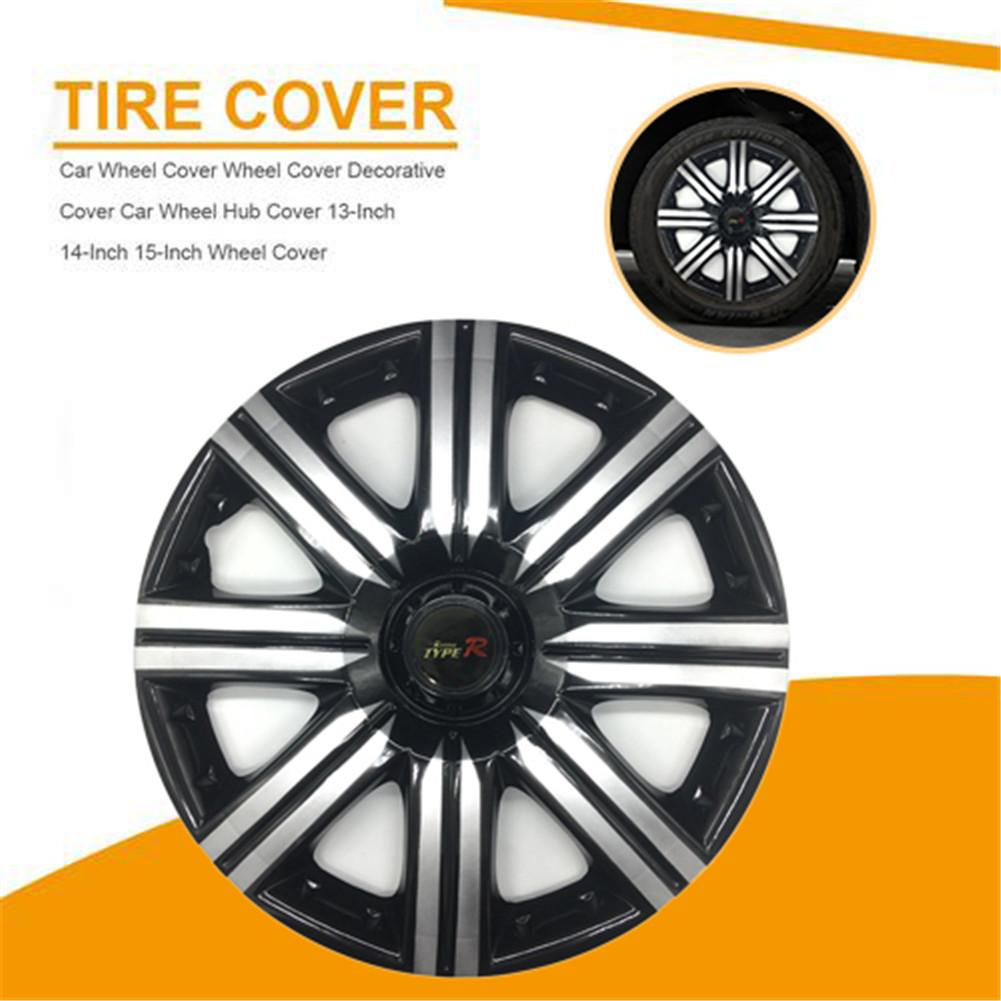 Car Wheel Cover Wheel Cover Decorative Cover Car Wheel Hub Cover 13-Inch/ 14-Inch/ 15-Inch Wheel Cover  Car-styling
