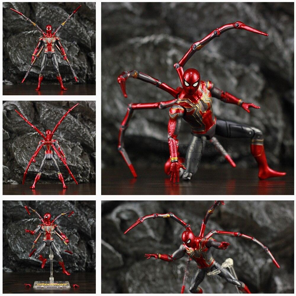 Marvel Avengers 4 Endgame Iron Spider Man 6