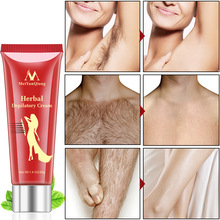 Body care  Herbal Depilatory Cream Hair Removal Painless for Armpit Legs Care Shaving and