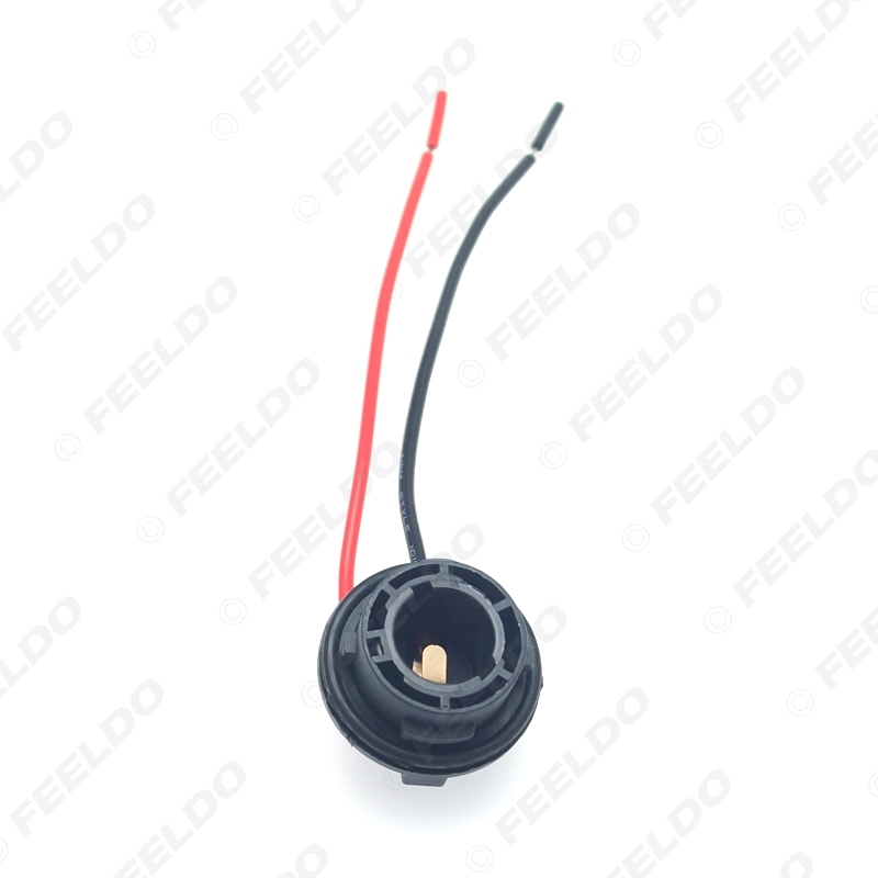 MagiDeal 82cm 4 Pin RV Trailer Light Wiring Harness Line Plug Adapter Flat Cable Connector with Waterproof Cover
