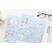 1 Stks/partij Kawaii Koreaanse Creatieve Cartoon Bullet Journal Decoratieve Scrapbooking Stok Label Dagboek Briefpapier Album Stickers(China)