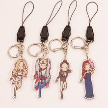 цена на Car Blackpink Kpop Album EXO GOT7 Twice Keychain Accessories Key Chain Key Ring Cute Pendant Keyring 2020
