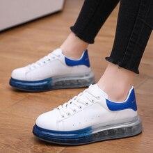 Unisex Skateboarding Shoes New Cool Teenager Boy Girl Flat Platform Tide Trendy Korea Sneakers for