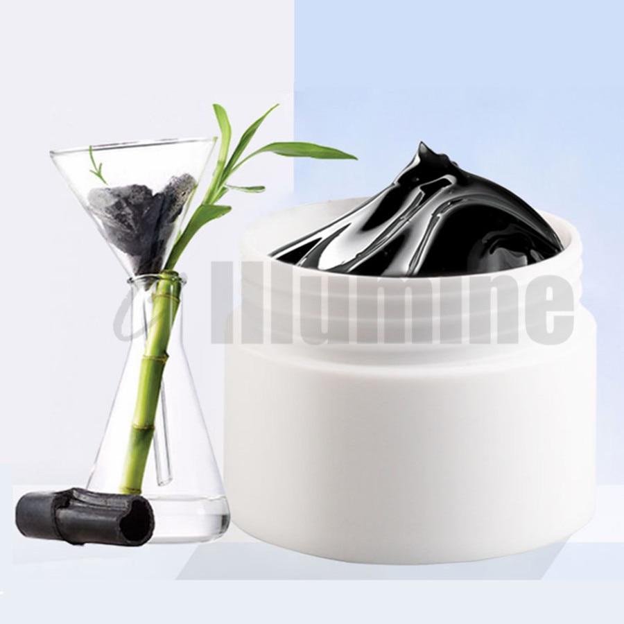 Черная очищение носа пленка для очистки акне 1000 г отклеить бамбук угольная для черных точек маска разрывающий Тип