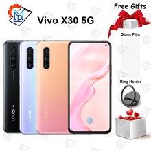 Original 5G vivo X30 mobile phone 6.44'
