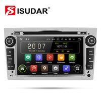 Isudar Car Multimedia Player GPS Android 9 2 Din DVD Automotivo For OPEL/ASTRA/Zafira/Combo/Corsa/Antara/Vivaro Radio FM DSP DVR