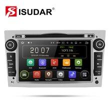 Isudar coche reproductor Multimedia GPS Android nine 2 Din DVD Automotivo para OPEL/ASTRA/Zafira/Combo/ corsa/Antara/Vivaro FM Radio DSP DVR