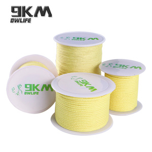 High Strength Braided Fishing Line 100-2000lb Kevlar Fishing Assistant Cord Kite String Outdoor Backpacking Camping Rope(China)