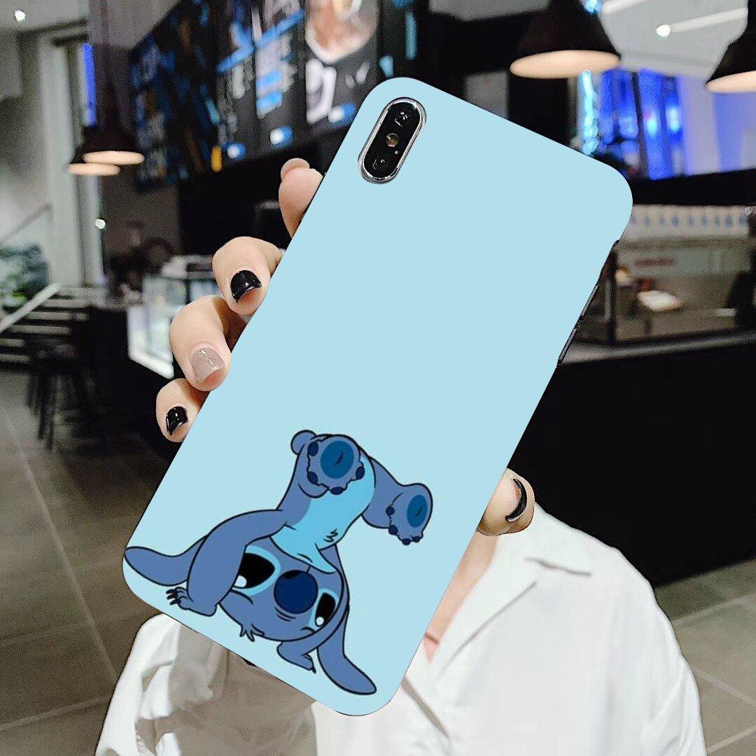 Favorite Silicone Phone Case Cartoon Hot Cute Stitch For Motorola Moto G G2 G3 X4 E4 E5 G5 G5S G6 Z Z2 Z3 C Play Plus