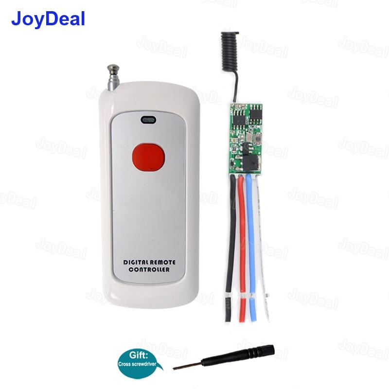 Беспроводной пульт дистанционного управления 433 МГц, передатчик, энергосберегающее мини-реле, 1 канал, дистанционный переключатель 3,7 в, 4,2 в,...