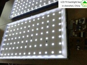 Image 1 - 14 шт., светодиодные панели для телевизора Samsung UE40F6200AK UE40F6320AK UE40F6330AK UE40F6350AW, подсветка ленты L R, комплект 13 светодиодных ламп с линзами