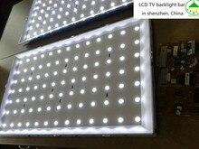 14 pcs tv led 라이트 바 삼성 ue40f6200ak ue40f6320ak ue40f6330ak ue40f6350aw 백라이트 스트립 l r 키트 13 led 램프 렌즈