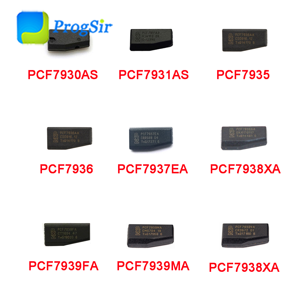 Original Transponder PCF7936 PCF7935 PCF7939 PCF7938 Chip