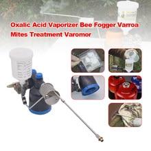 Propane Oxalic Acid Vaporizer Bee Fogger Varroa Mites Treatment Varomor Most Effective Tool for The Varroa Mites Fogger