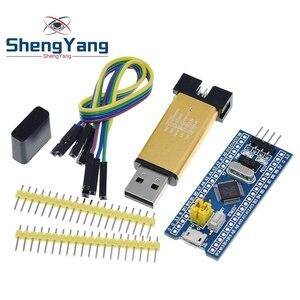 STM32F103C8T6 ARM STM32 Minimum System Development Board Module raspberry raspberri pi 2 watch nmd diy peltier(China)