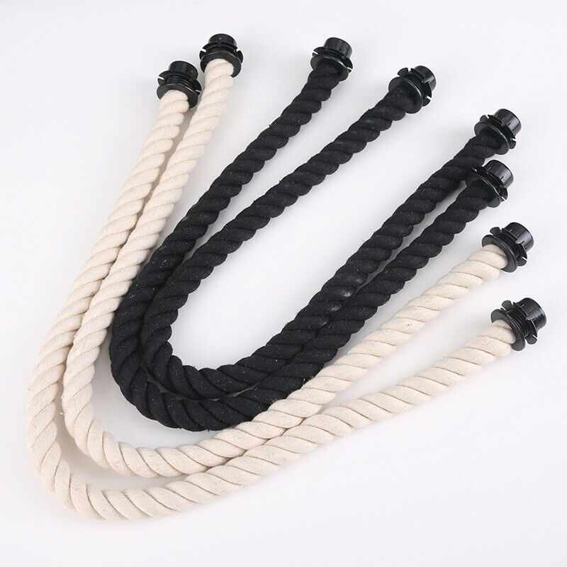 NoEnName-Null 1 Pair 65cm Mini Long Bag Handles Rope Handle Accessories Strap Rope Belt For Obag