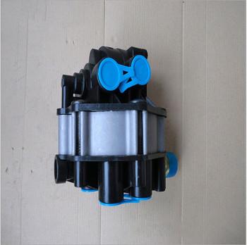 Wielofunkcyjny zawór przyczepy hamulec do wózka zawór sterujący hamulca zawór części zamienne do samochodów części do samochodów ciężarowych niebieskie samochodowe części zamienne tanie i dobre opinie