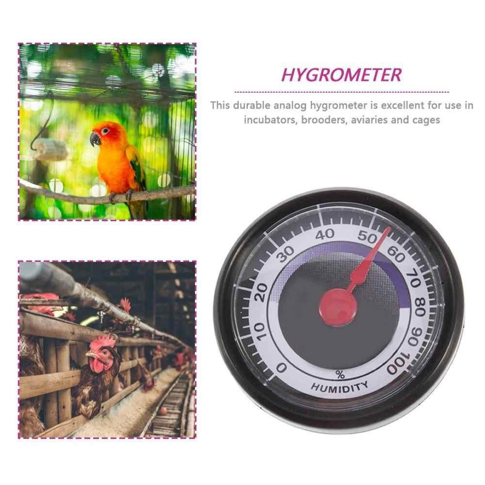 0~100/% Portable Accurate Durable Analog Hygrometer Humidity Meter Outdoor Indoor