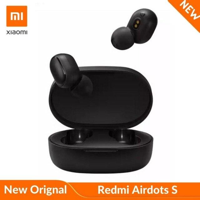 En Stock 2020 nuevo Xiaomi Redmi AirDots S izquierda bajo Gal modo Mi Redmi AirDotsS TWS auricular Bluetooth Pro BT5.0 TWSEJ05LS| |   - AliExpress
