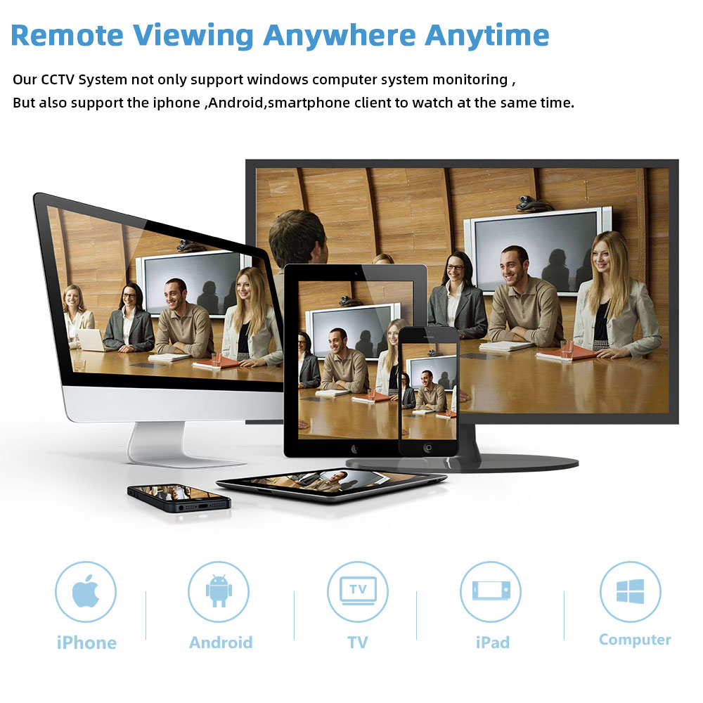 H.265 4CH 4K POE Security Camera System Kit AI Face Detection Dome Audio Record IP Camera IR CCTV Video Surveillance NVR Set