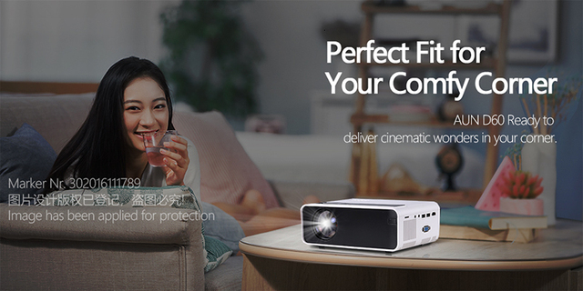 Aun hd projector d60   1280×7