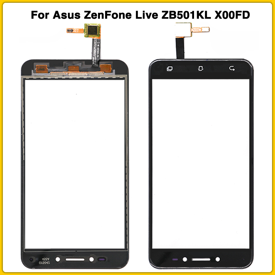 New Touchscreen For Asus ZenFone Live ZB501KL X00FD A007 5.0
