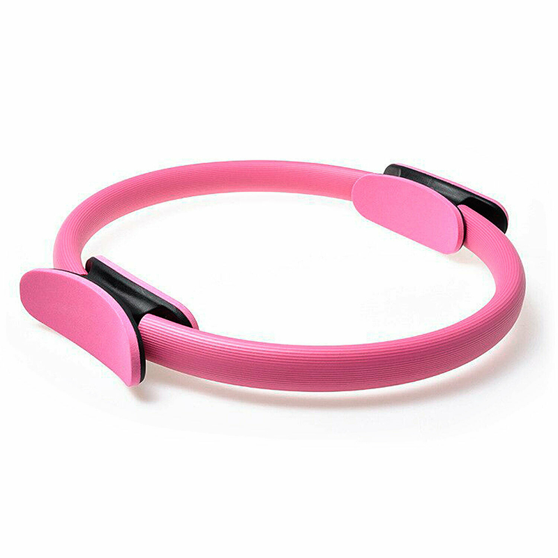 Comfortable Yoga Pilates Ring Made From High Quality PC Material 13