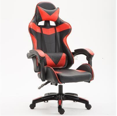 G1Electric Chair Internet Cafe Sports Lol Racing Chair Concise Comfortable Main Sowing Game To Work In An Office Computer Chair