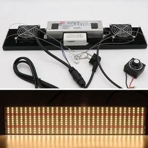 Image 5 - Samsung LM301B LM301H kısılabilir LED büyümek ışık büyümek Meanwell sürücü 240W 480W 720W 3000K/3500K 660NM UV IR bitkiler Veg Bloom
