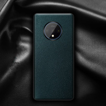 Case for Oneplus 7t Leather Cas