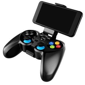Image 4 - Ipega PG 9157 Bluetooth Gamepad ג ויסטיק אלחוטי Gamepads עבור אנדרואיד IPhone PC טלוויזיה תיבת Joypad Pubg משחק בקר כף יד