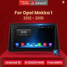 Junsun V1 Android 10,0 CarPlay Auto Radio Multimedia Video Player Auto Stereo GPS Für Opel Mokka 2012 - 2016 2 din dvd