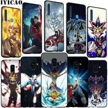 Yu gi oh Anime Soft Silicone Phone Case for Samsung Galaxy A6 A7 A8 A9 2018 A3 A5 2016 2017 Note 9 8 10 Plus(China)