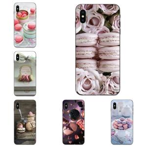 Soft Case Cover For Galaxy C5 C7 J1 J2 J3 J330 J5 J6 J7 J730 M20 M30 Ace Core Max Mini Plus Prime Pro Paris Laduree Macaron