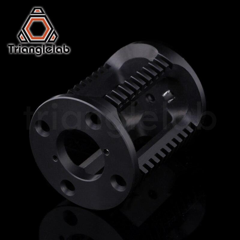Tête d'extrusion d'imprimante 3D Super précision trianglelab Dragon Hotend Compatible avec adaptateur V6 Hotend et moustique - 5