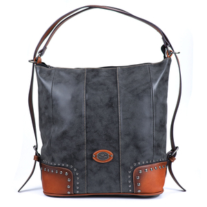 Image 1 - 2019 Female Vintage Luxury Genuine Leather Bags for Women Large Capacity Women Tote Bags Big Shoulder Bag Purses and Handbags