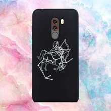 Fashion Zodiacal Pattern Soft TPU 6.18For Xiaomi Pocophone F1 Case For Xiaomi Pocophone F1 Phone Case Cover for xiaomi pocophone f1 case slim skin matte cover for xiaomi f1 pocophone f1 case xiomi hard frosted cover xiaomi poco f1 case