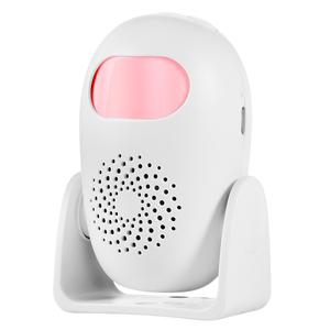 Image 4 - Towode Smart Motion Detector Welcome&Alarm Motion Detector  Kit Infrared Anti Theft Motion Detector Home Security Alarm System
