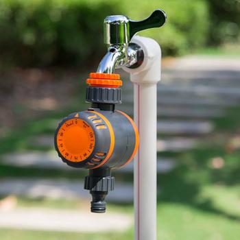 Podlewanie ogrodu zegar zawór kulowy automatyczny elektroniczny wodomierz domowy nawadnianie ogrodu wyłącznikiem czasowym mechaniczny System tanie i dobre opinie Ac pro Z tworzywa sztucznego 2847848