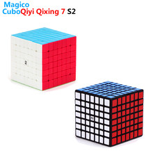 Qiyi Qixing S 7x7x7 Magic Cube 7x7 Speed Anti-stress Cubes Cubo Magico 7S Puzzles Education For Kid Toys