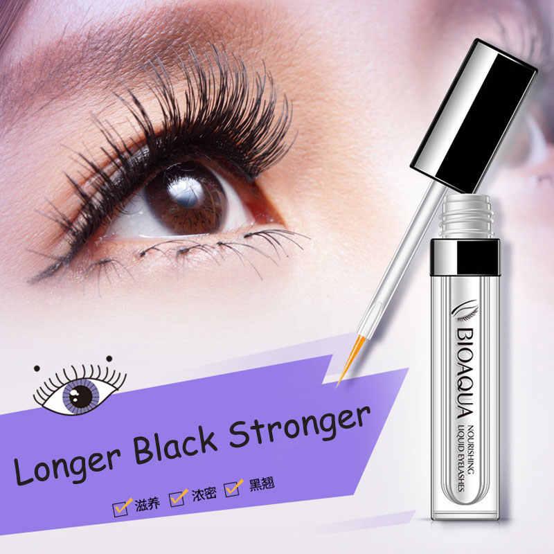 BIOAQUA Nutriente Crescita Delle Ciglia Liquido Rapid Lash Crescita Essenza Allungamento Curl e addensare Trattamento Eye Lash Siero