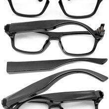 Модные умные очки унисекс с поддержкой Wi-Fi и сенсорным экраном