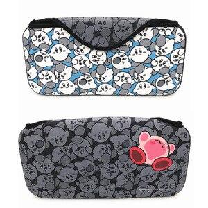 Image 5 - Für Nintend Schalter Fall NS EVA Spiel Konsole Carry Lagerung Tasche Stoßfest Tragbare Weichen Schutzhülle Abdeckung