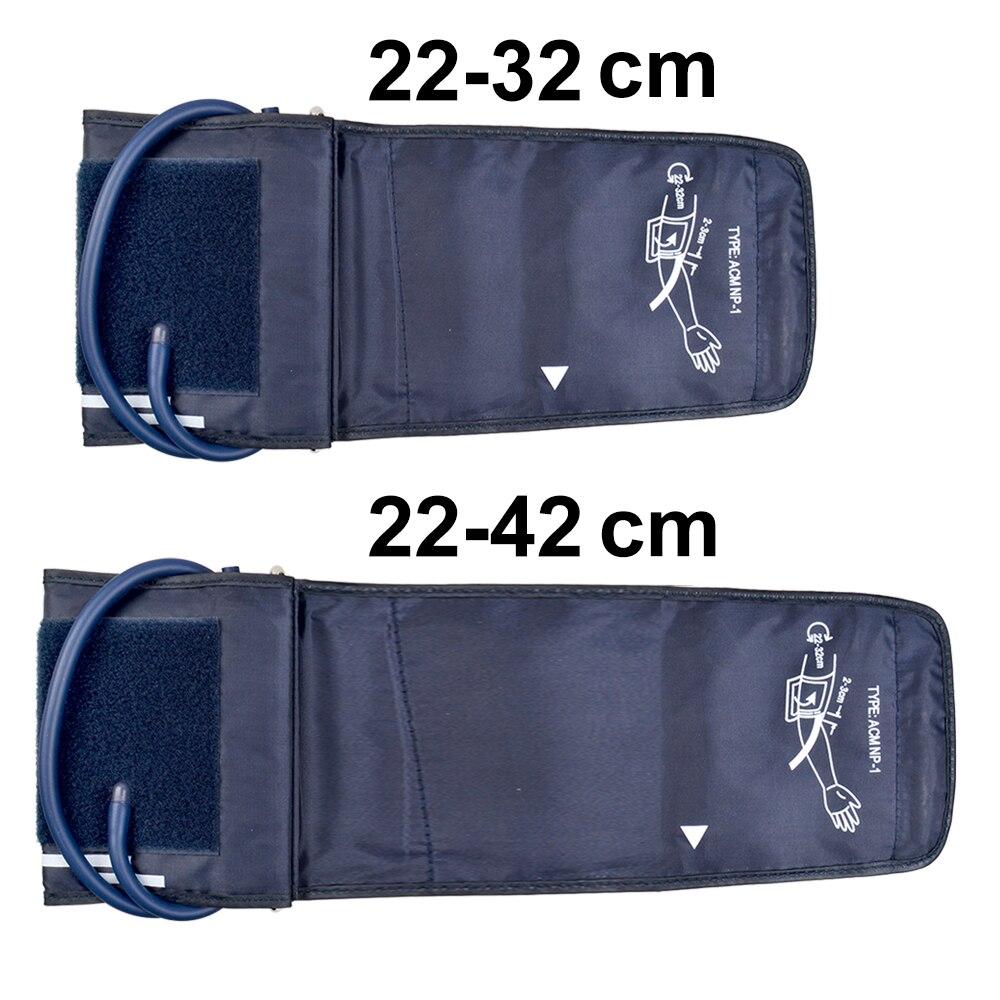 蓝色袖带对比图