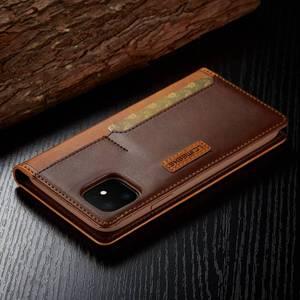 Image 4 - Book Case For iPhone 12 11 Pro Max 12 Mini Case Leaher Flip Case For iPhone X XS XR 12Pro 11Pro Max 6 6S 7 8 Plus SE 2020 Cover